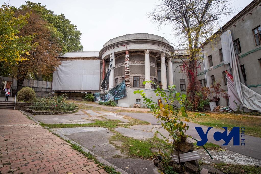 Реставрация одесской мэрии: договор уже подписали «фото»