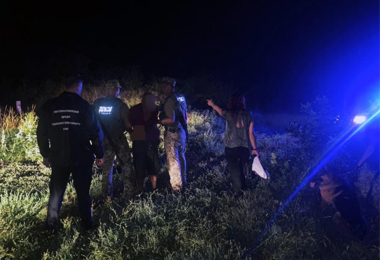 Жительница Одесской области пыталась нелегально сбежать от мужа в Молдову (фото) «фото»