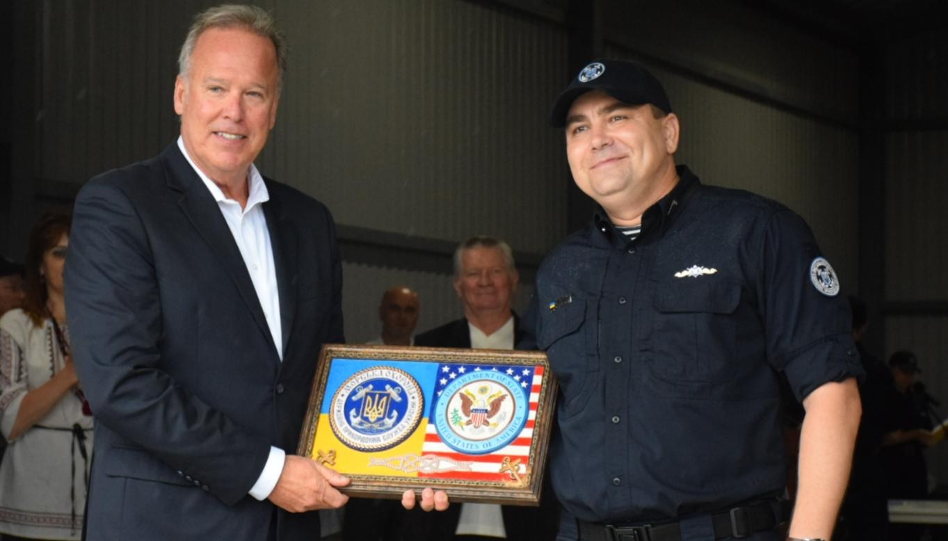 США профинансируют новый объект Морской охраны в Одессе «фото»
