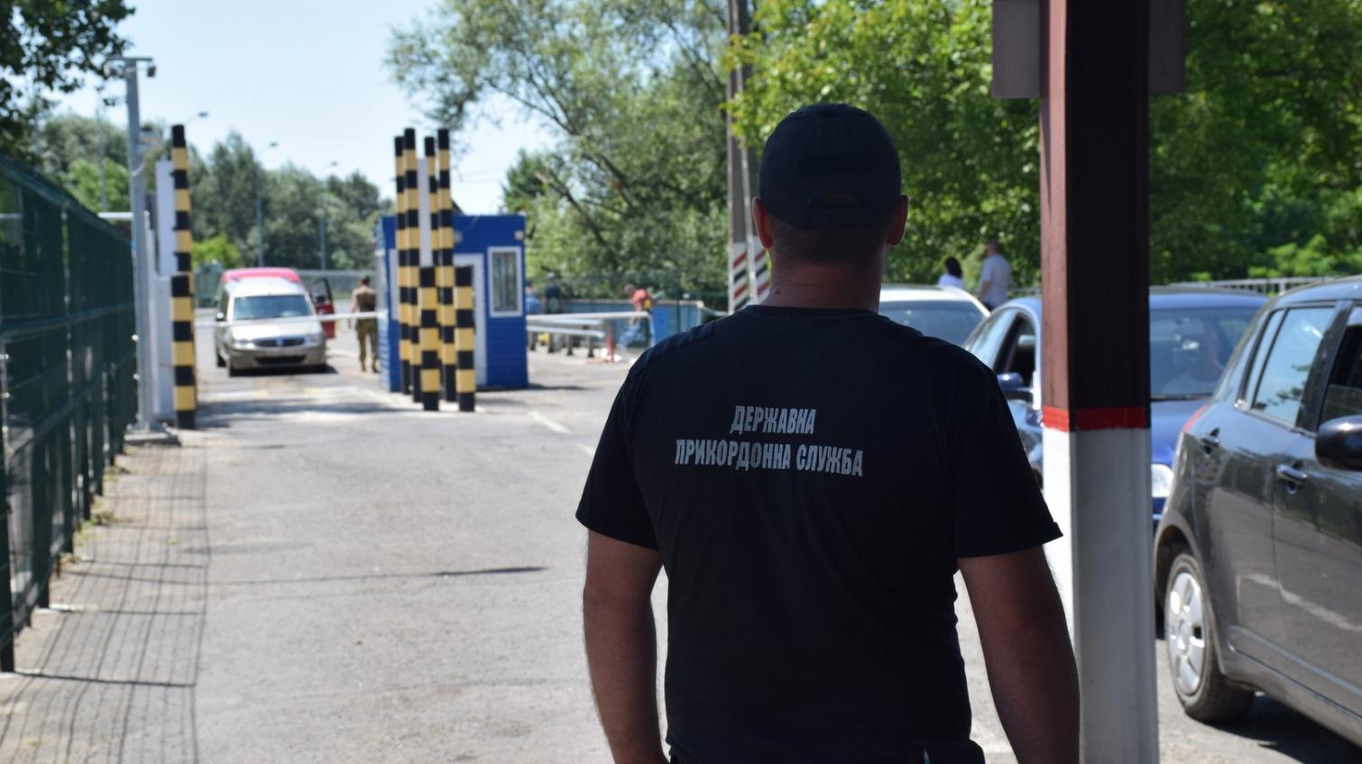 Пограничники подтвердили, что с 1 сентября не будут впускать авто на приднестровских номерах «фото»