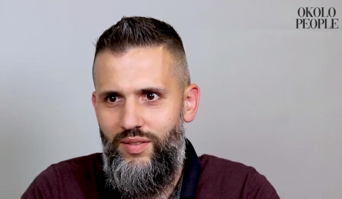 Максим Нефьодов в программе OKOLO PEOPLE (видео) «фото»