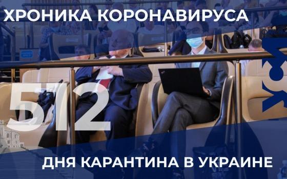 Коронавирус: Одесская область на 2-м месте по количеству новых заболевших «фото»
