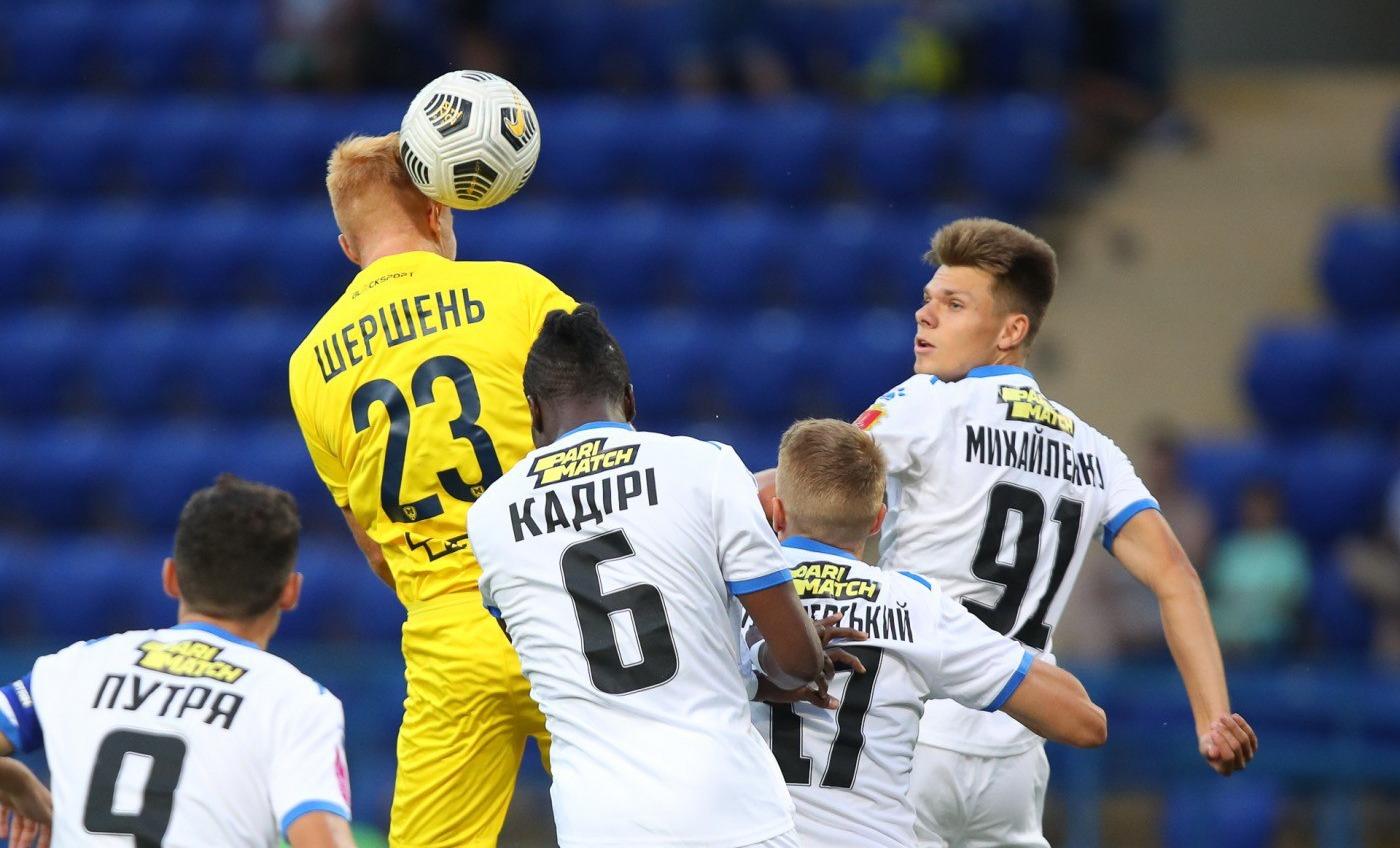 «Черноморец» в упорной борьбе проиграл в Харькове 2:3 (фото) «фото»