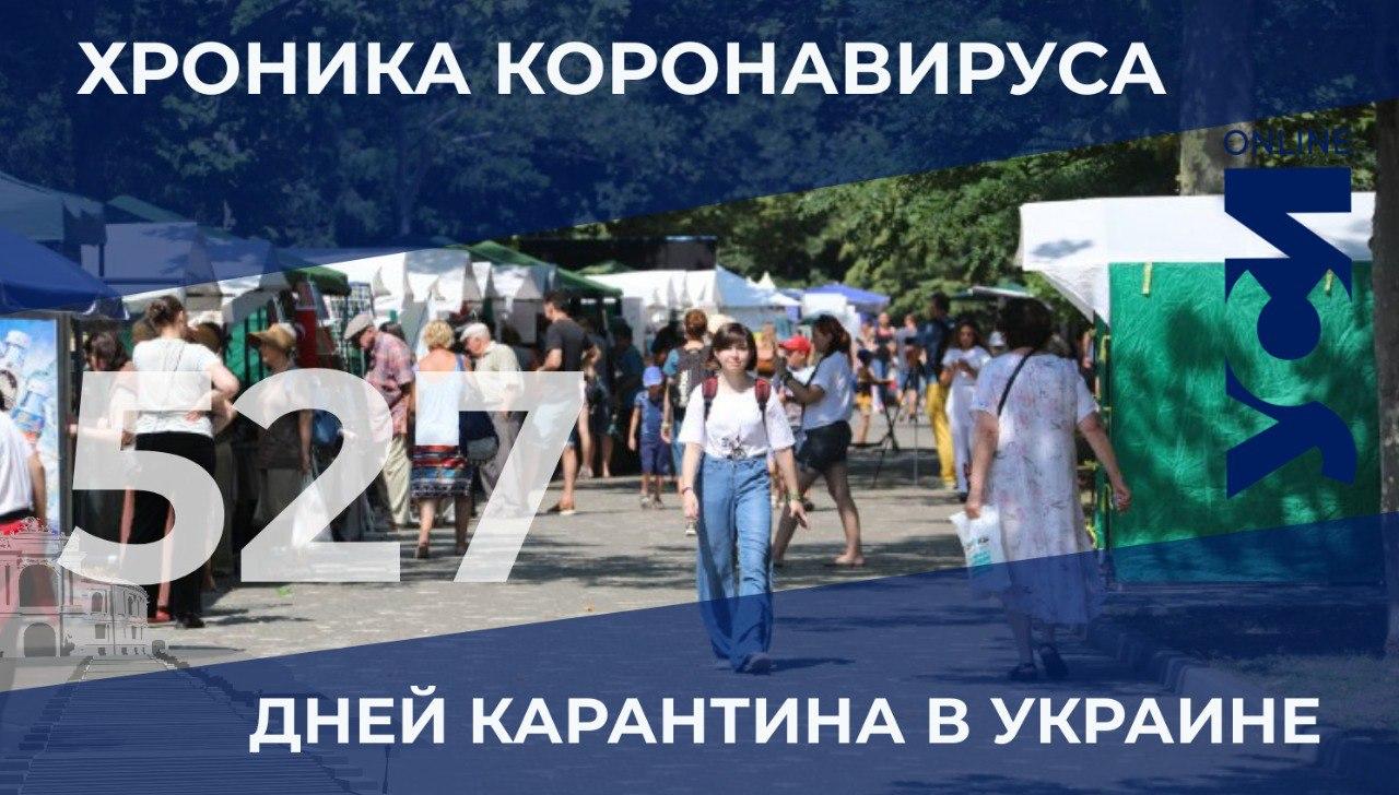 COVID-19: в Одесской области – три летальных случая «фото»