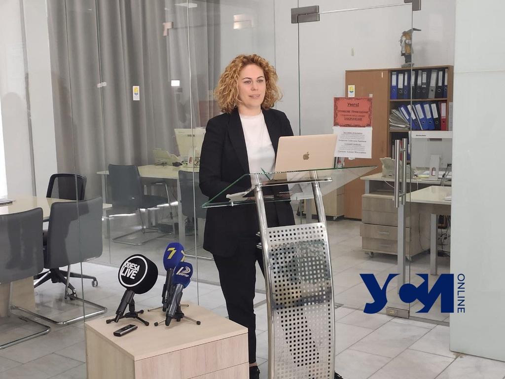 Заместительницу главы Одесской ОГА назначили замминистра культуры «фото»