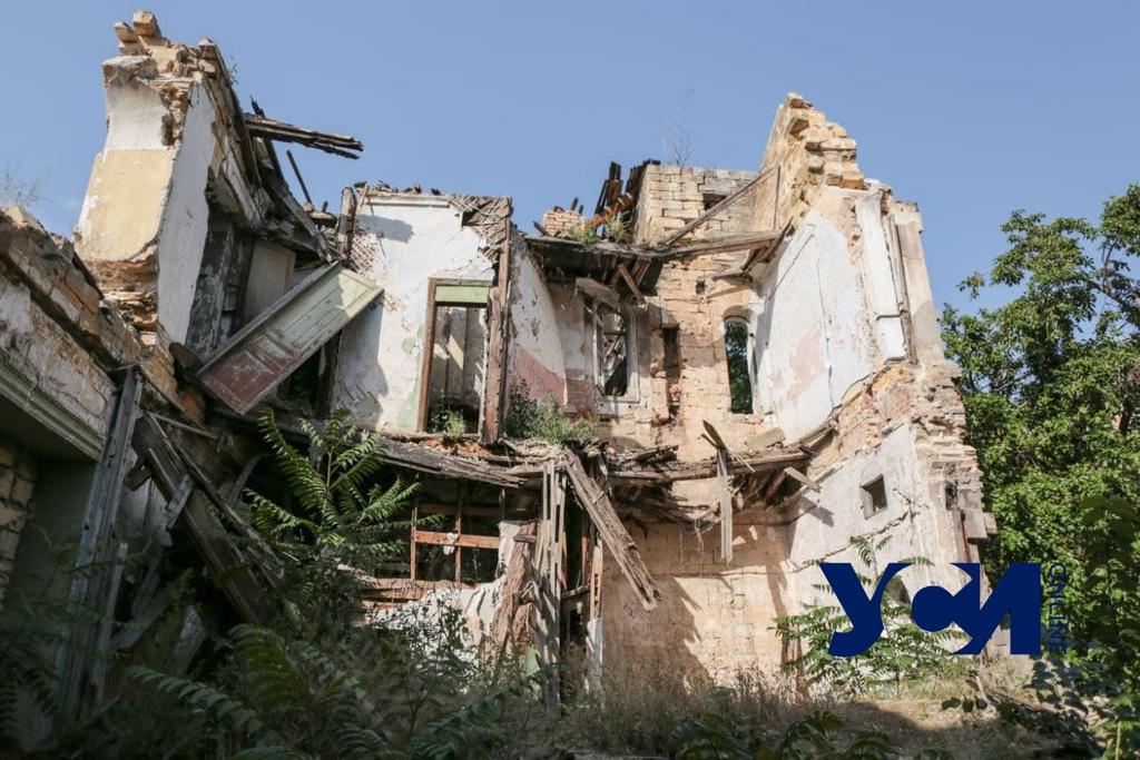 Строительная компания заплатит штраф за плохое состояние Масонского дома(аудио) «фото»