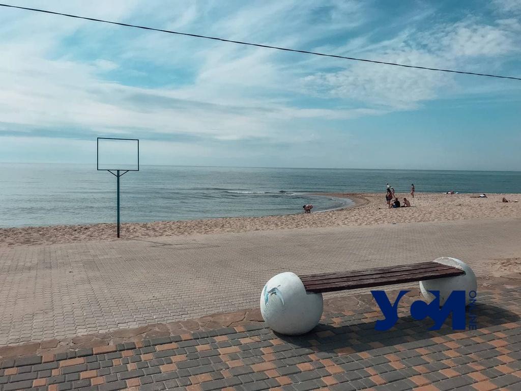 На курортах Одесской области не рекомендуют купаться «фото»