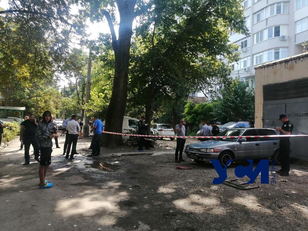 Стрельба в Малиновском районе: ввели операцию «Сирена», есть пострадавший (фото) Обновлено «фото»