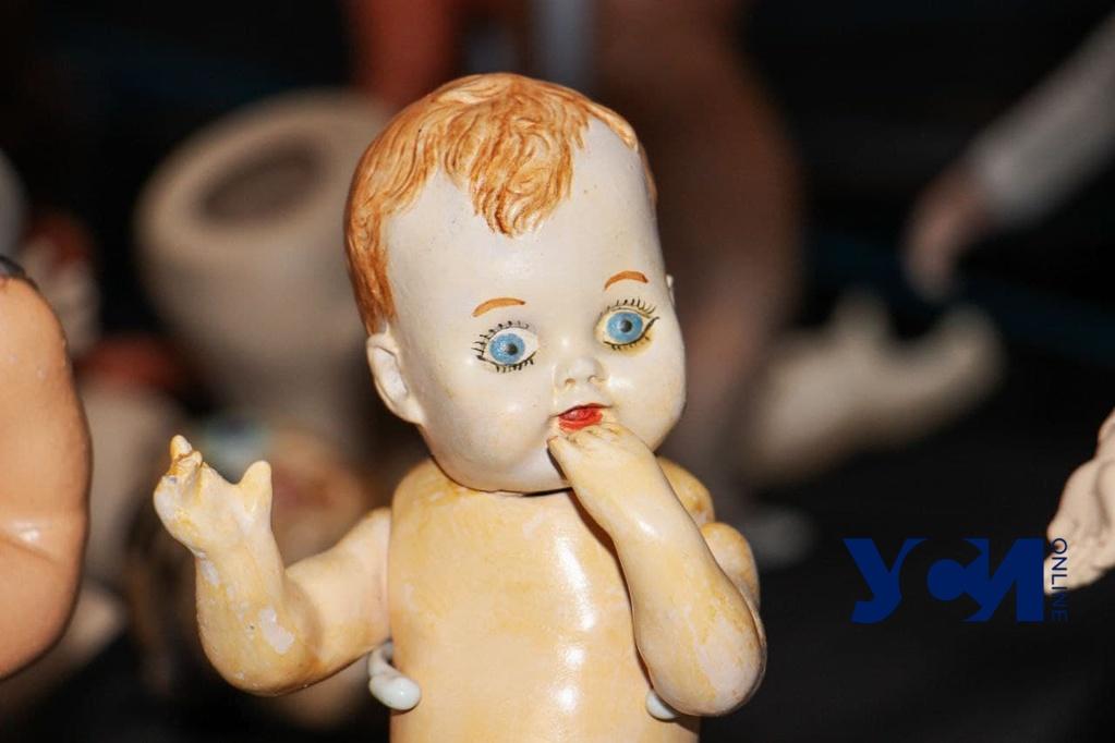 В одесском музее состоялся необычный финисаж выставки с куклами (фото) «фото»