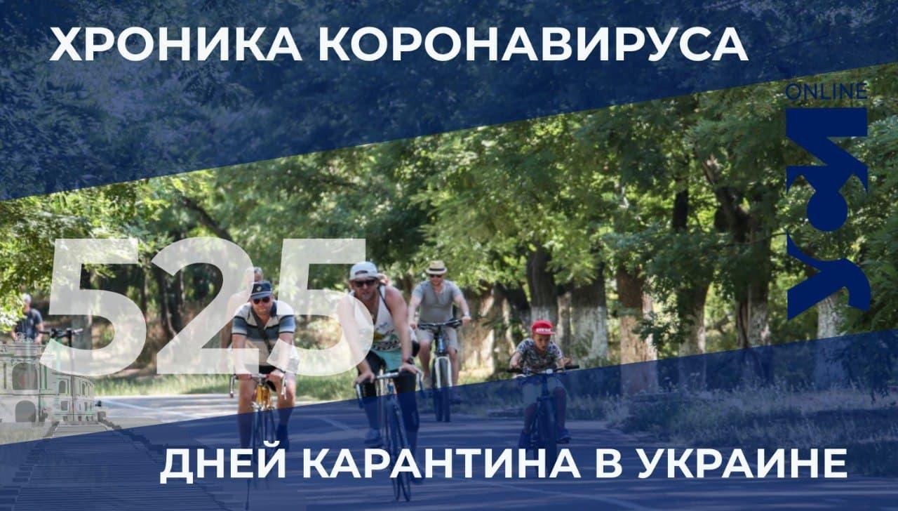 Пандемия: в Одесском регионе 130 новых случаев заболевания за сутки «фото»