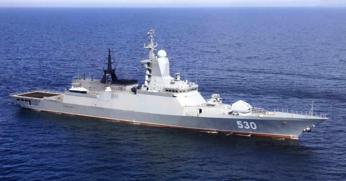 В Минобороны хотят достроить фрегат «Владимир Великий» и заменить им «Сагайдачного» (аудио) «фото»