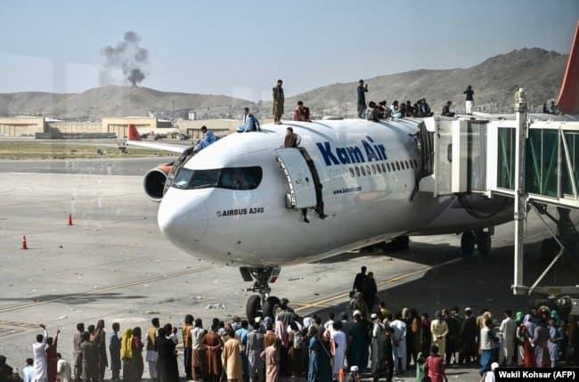 Житель Одесской области не может выбраться из Афганистана «фото»