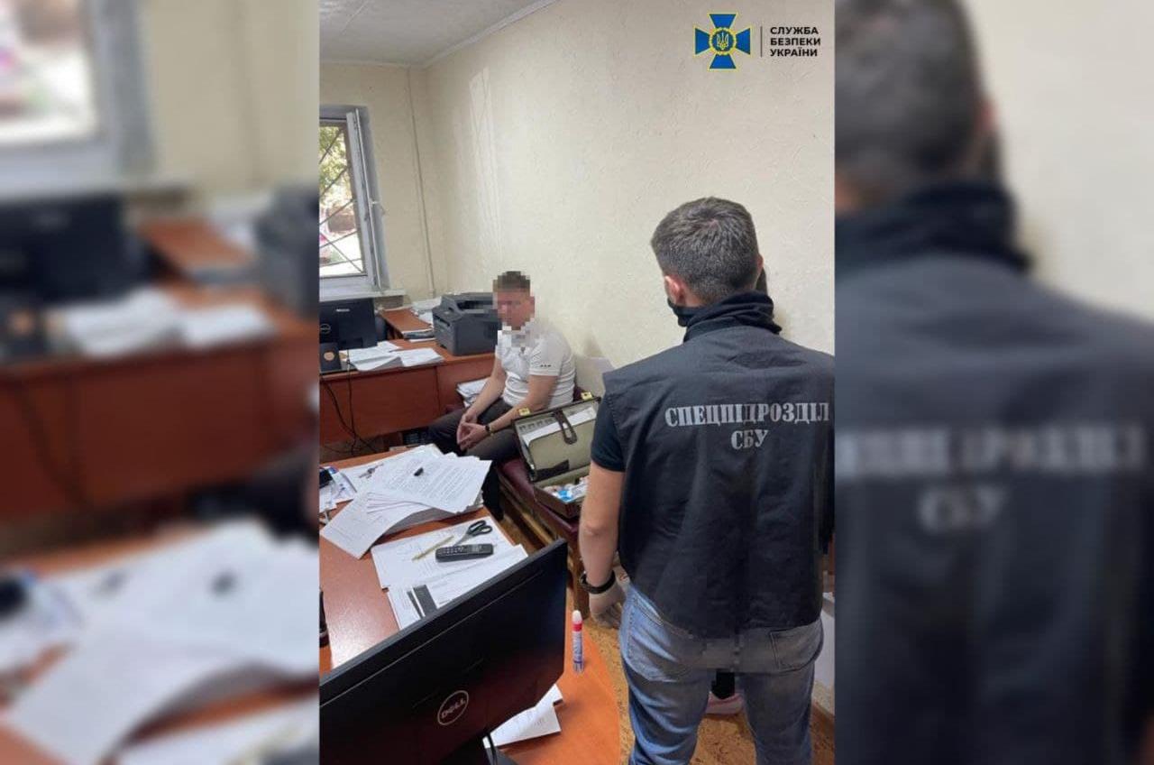 Чиновник из одесского управления Минюста попался на взятках (фото) «фото»