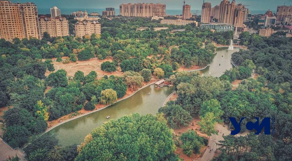 Парк Победы: как отдохнуть в лучах уходящего лета (фото) «фото»