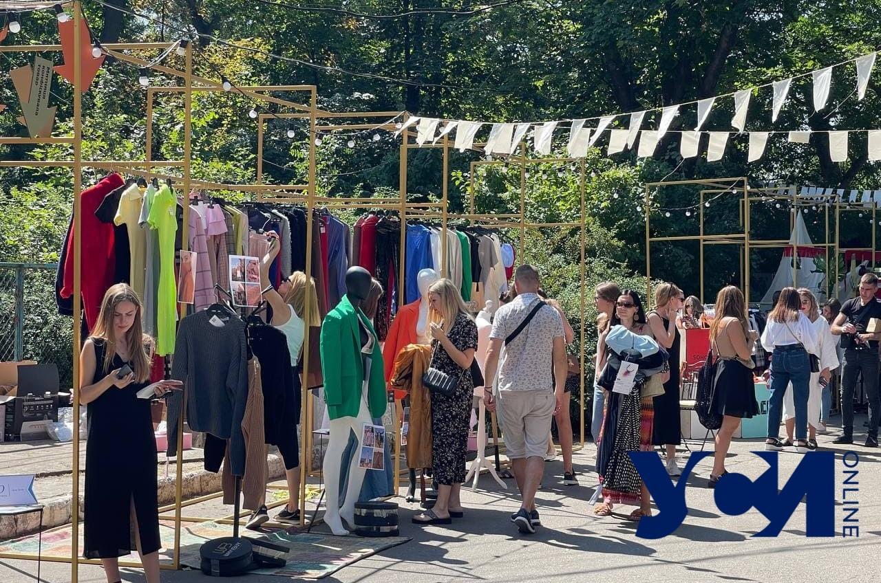 На территории Одесского завода шампанских вин проходит благотворительный фестиваль (фото) «фото»