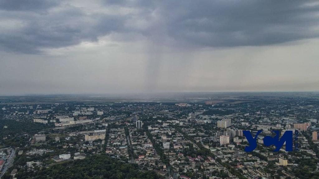 В пятницу одесситов снова ждет дождь «фото»