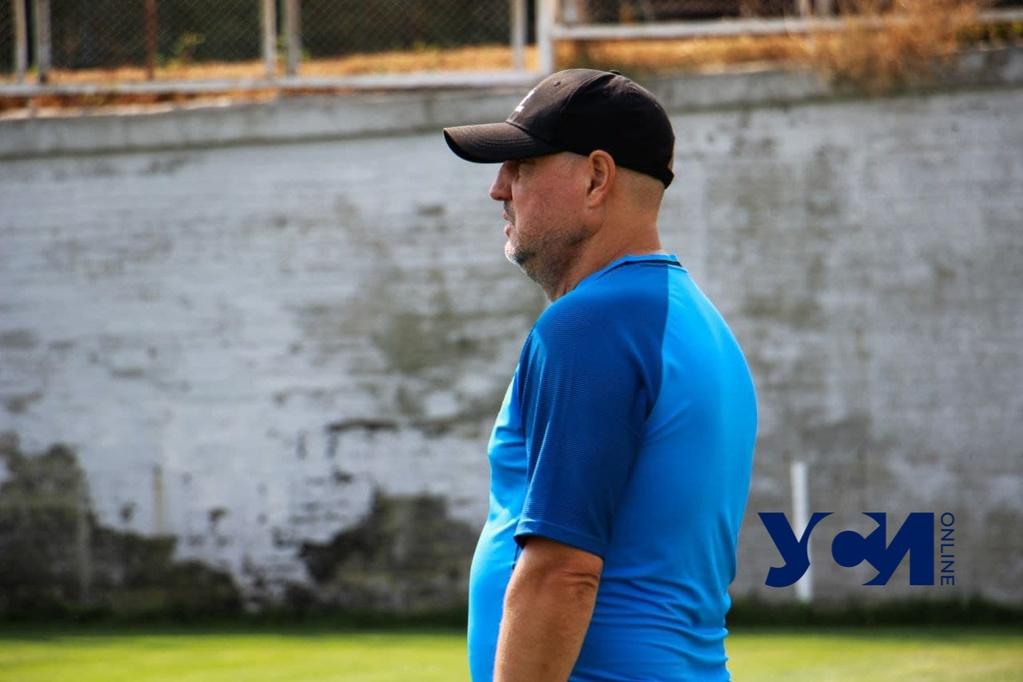 Игроками доволен, но хочется результата, – главный тренер «Черноморца» (фото) «фото»