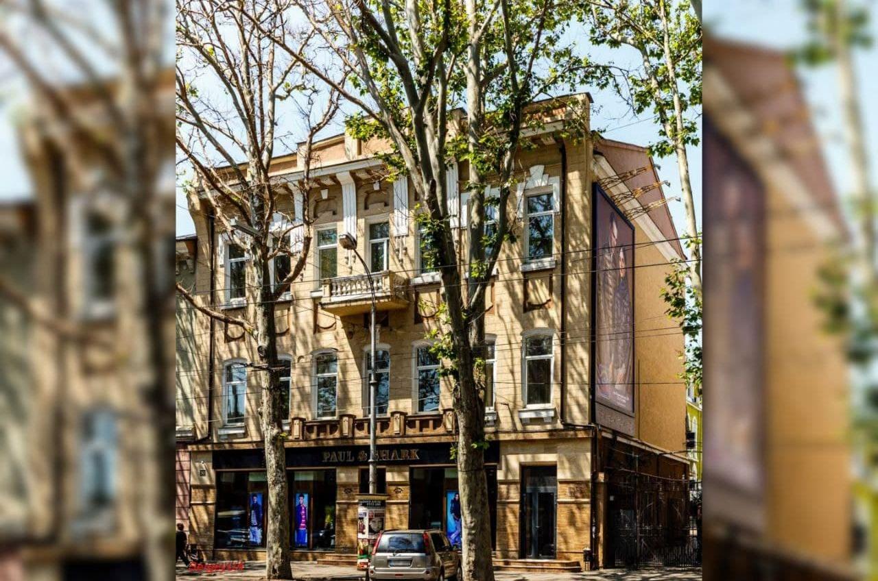 В Одессе планируют реставрацию доходного дома Еврейского общества «фото»