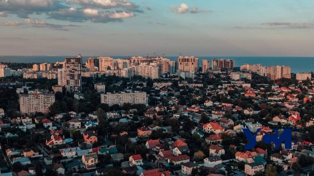 Завтра осень: последний день лета и закат над Одессой (фото) «фото»