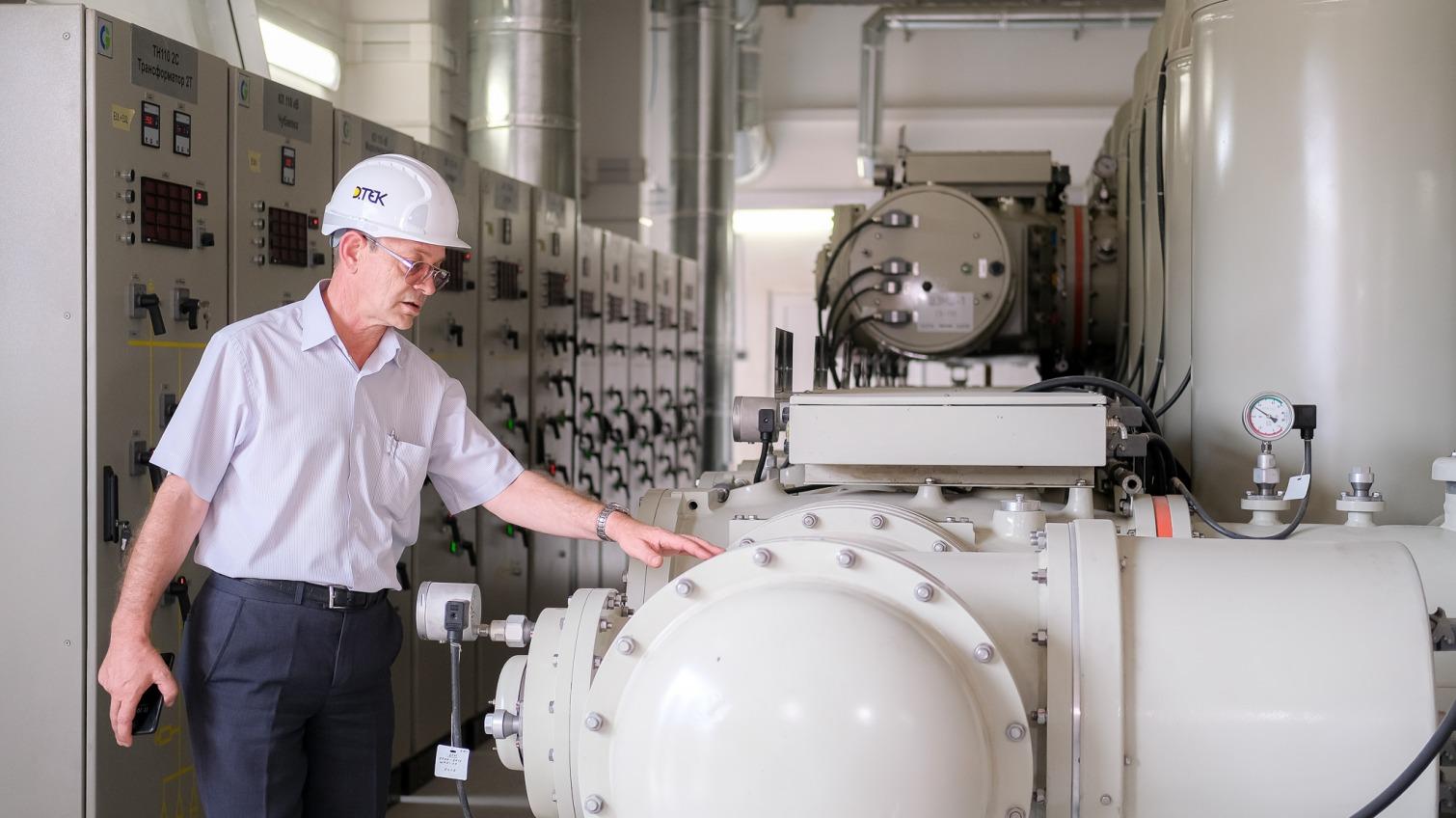 В Одессе закончили реконструкцию электроподстанции на Чумке (фото) «фото»