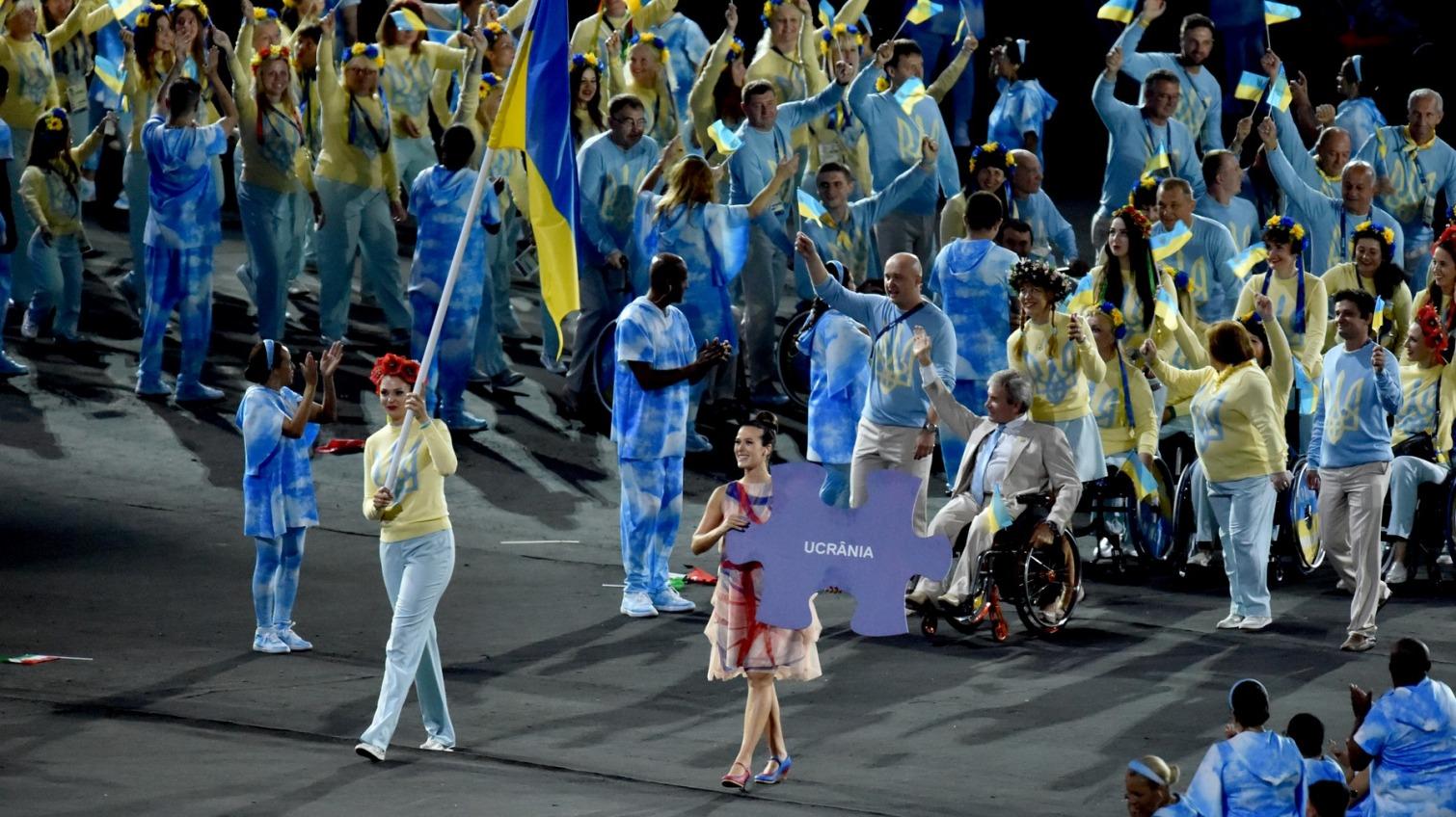 В команде паралимпийской сборной – 8 представителей Одесской области «фото»
