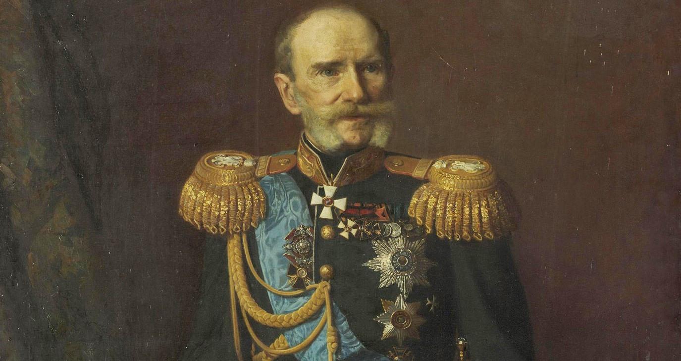 Павел Коцебу: что мы знаем о последнем губернаторе края (фото) «фото»