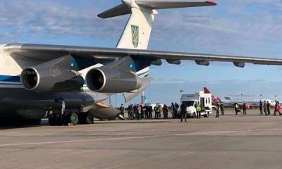 Из кабульского аэропорта вылетел еще один самолет с украинцами «фото»