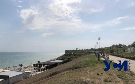 На центральном пляже в Южном построят прогулочный пирс за 1,2 млн «фото»