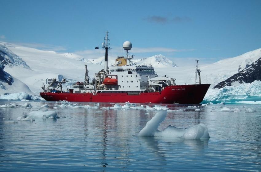 Великобритания передала Украине ледокол для арктических исследований: он прибудет в Одессу (фото) «фото»
