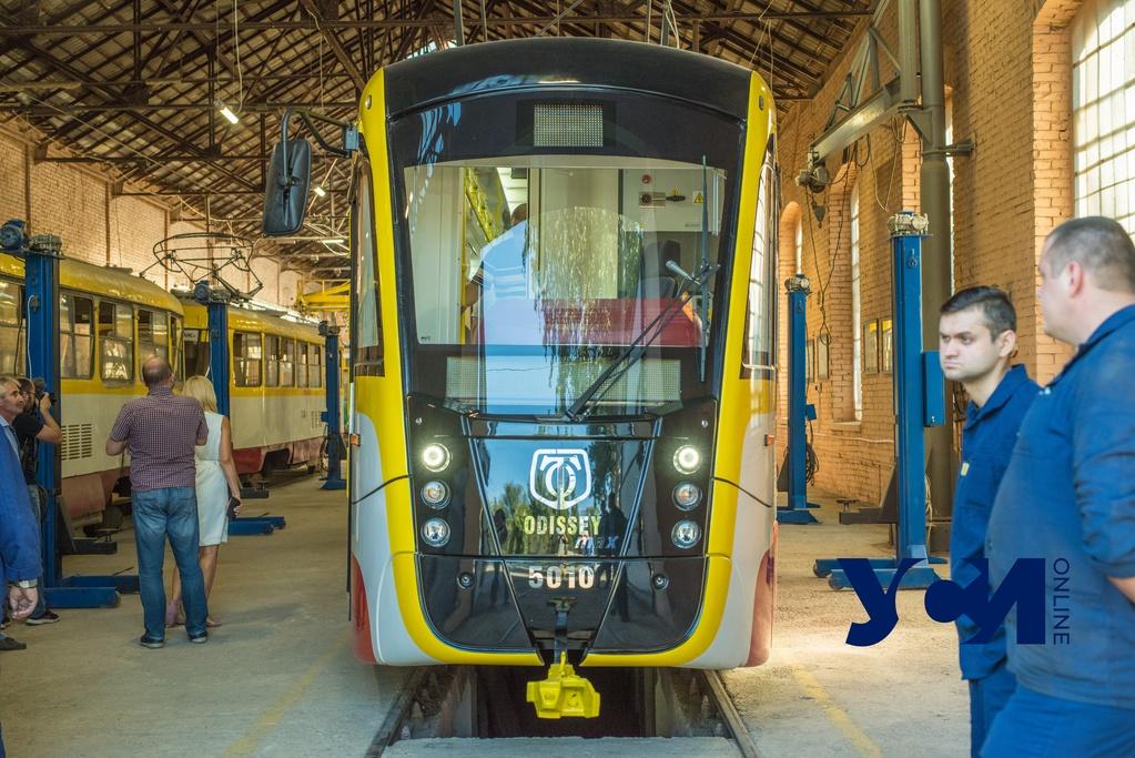 Ко Дню города в Одессе презентуют новые электробусы и «Одиссей» (аудио) «фото»