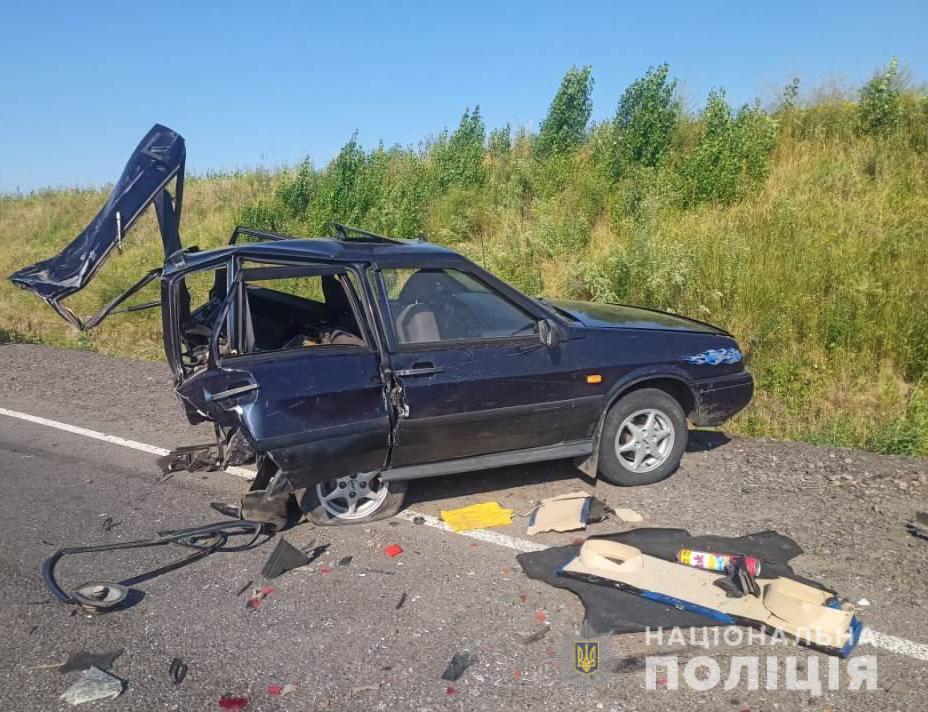 На трассе возле Балты в ДТП пострадала женщина (фото) «фото»