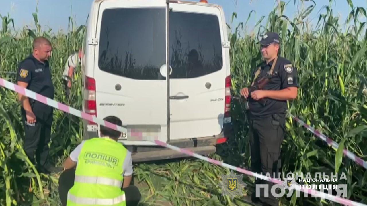 В Одесской области арестовали жителя Кировоградщины по подозрению в убийстве двух человек (фото, видео) «фото»
