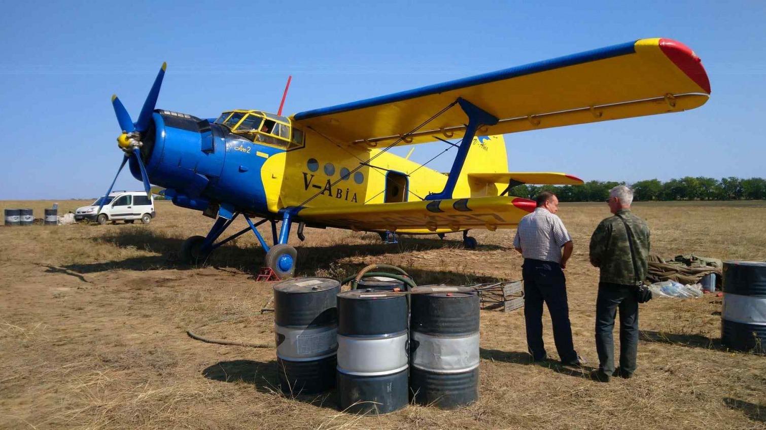 В Одесской области при помощи самолетов будут раскидывать вакцину от бешенства «фото»