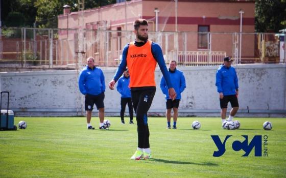 Тренер «Черноморца» перед игрой с «Ингульцом»: Нам будет непросто (фото) «фото»