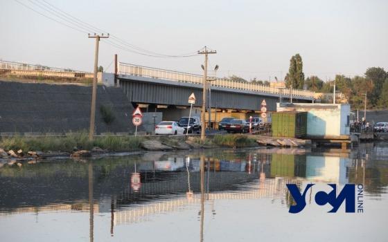 Понтонный мост через Сухой лиман закроют на одну ночь (схема) «фото»