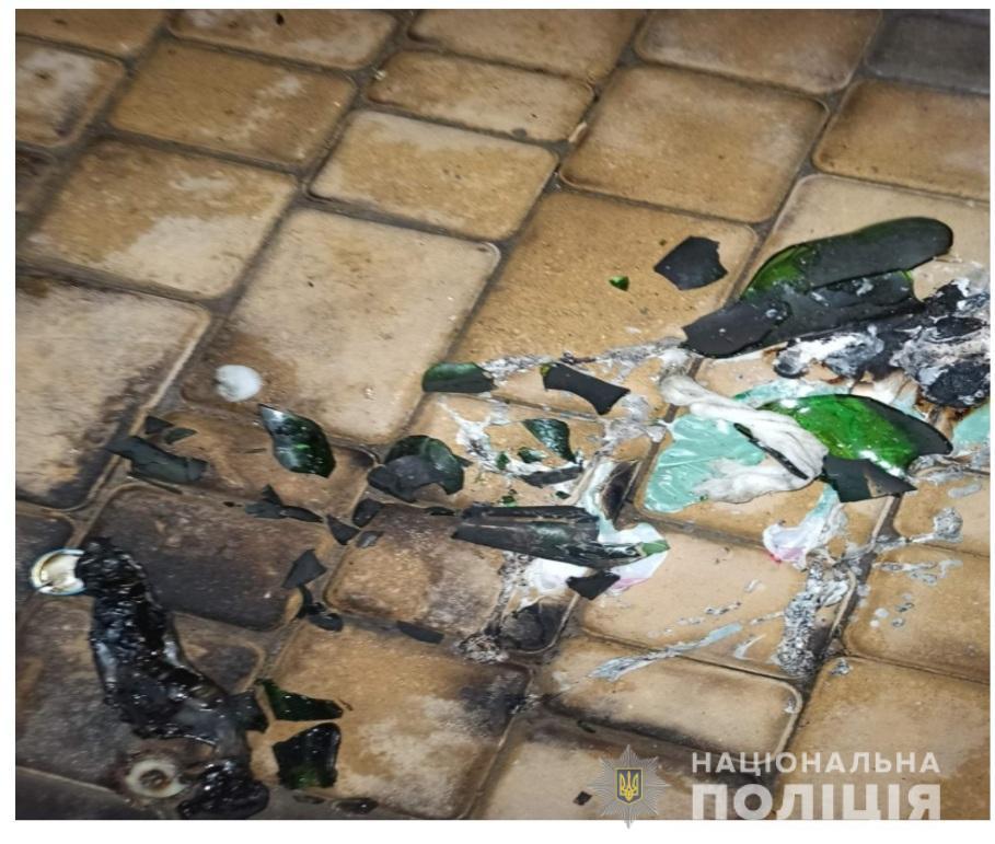 Полиция предполагает поджог магазина в Болграде (фото) «фото»