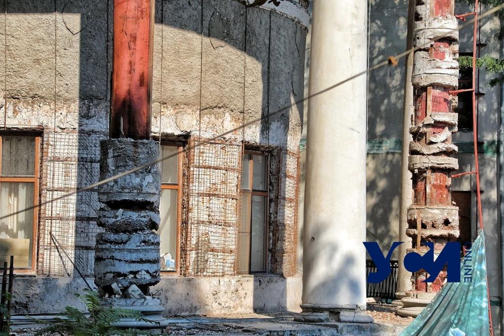 Одесскую мэрию будет ремонтировать фигурант уголовного дела (фото) «фото»
