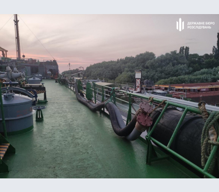 Большая афера: в порты Одесской области из РФ контрабандой завозили десятки тонн топлива (фото, видео) «фото»