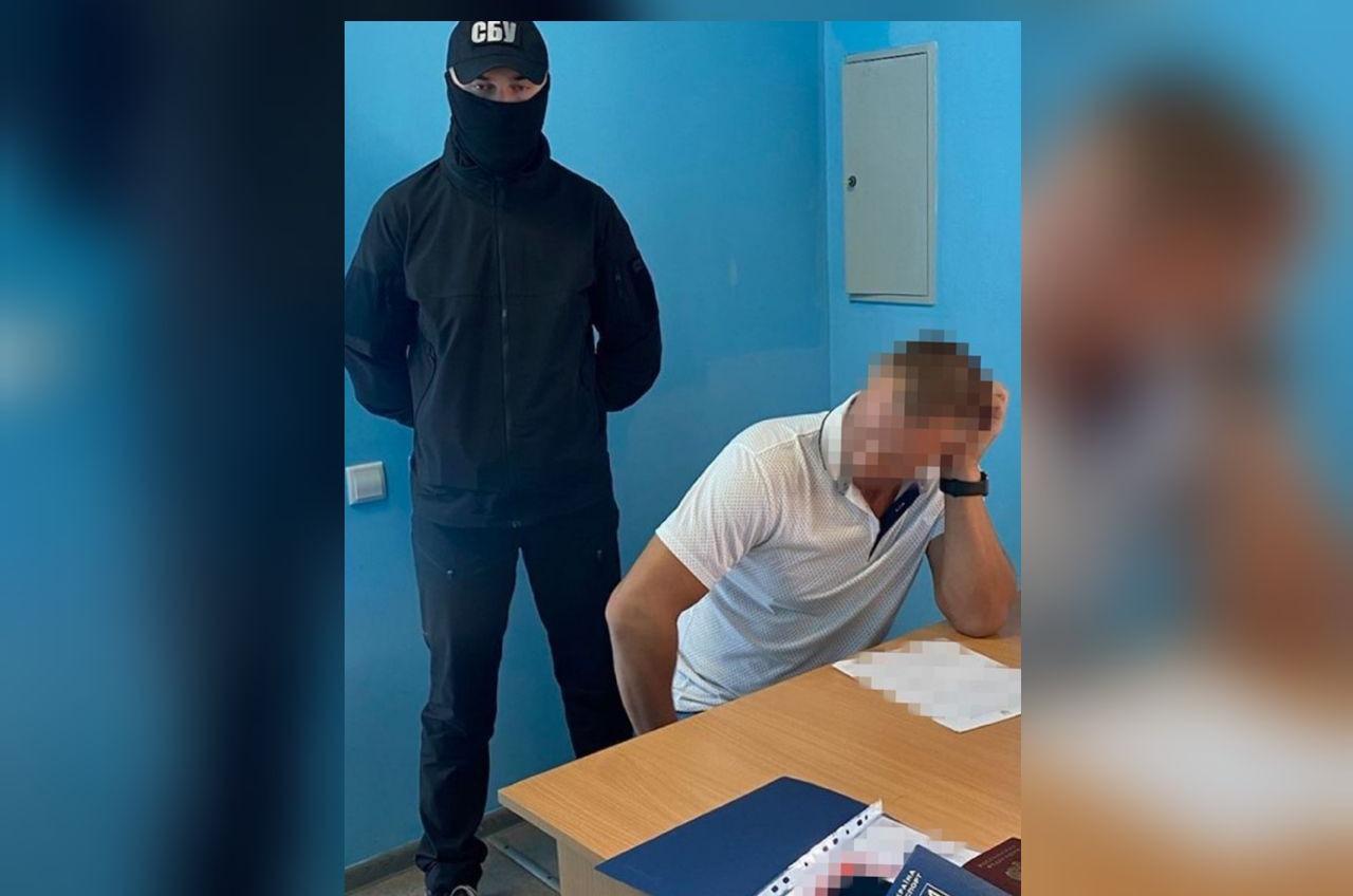 CБУ задержала пособника оккупантов: помогал России при захвате Крыма «фото»