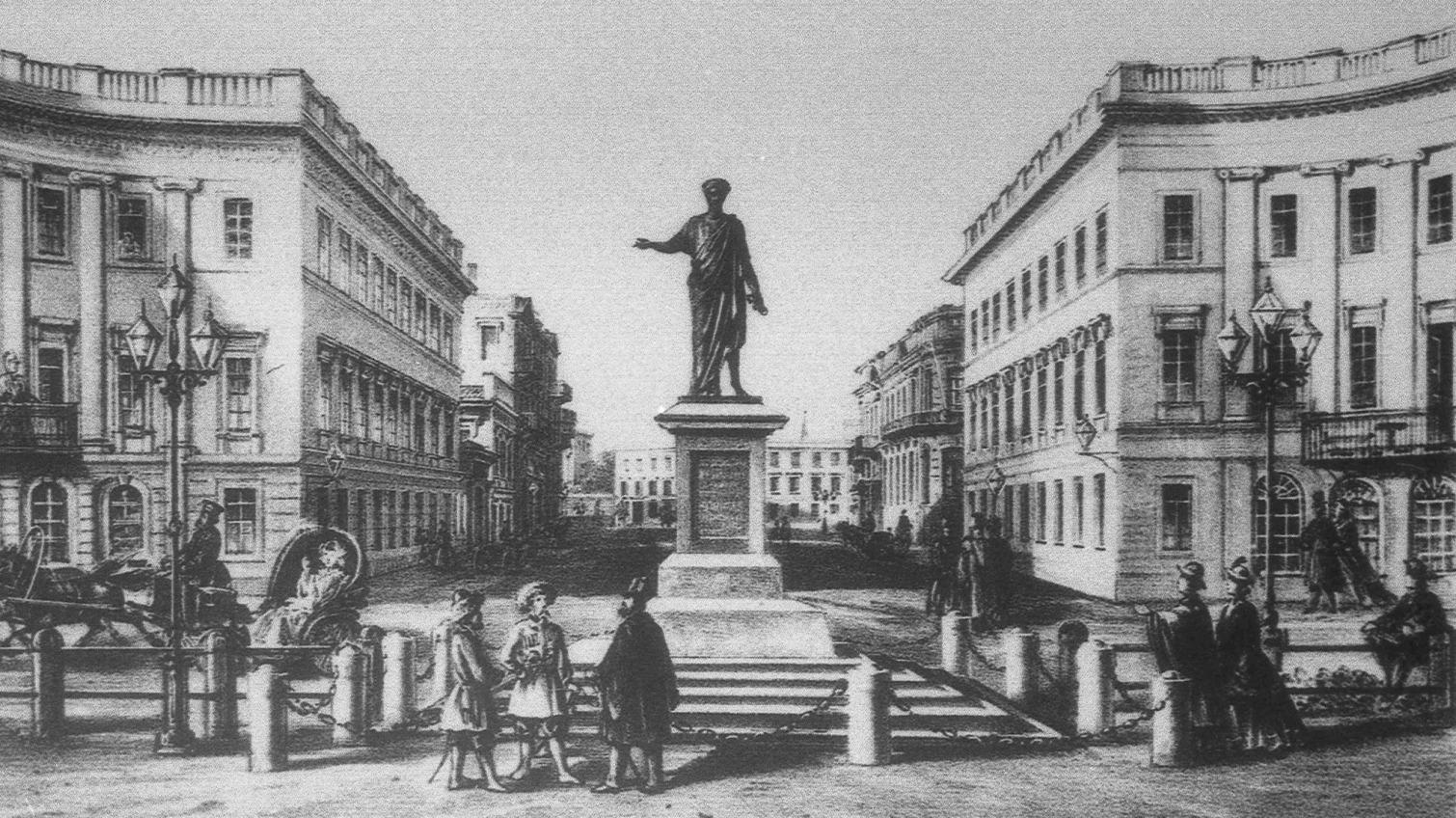 255 лет Дюку. Что мы знаем о герцоге и его вкладе в развитие Одессы (фото) «фото»