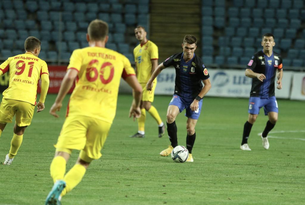 «Черноморец» упустил победу из-за сомнительного пенальти на последних минутах (фото) «фото»