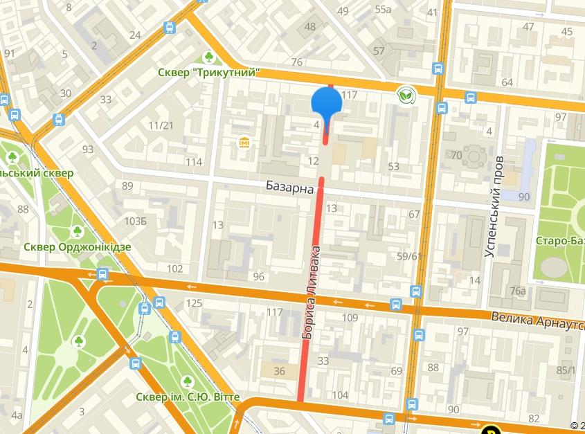 Часть улицы в центре Одессы перекроют до зимы (карта) «фото»