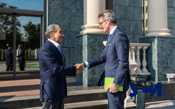 Посол Швеции встретился с Аднаном Киваном. Итоги встречи: «Мы поддерживаем свободу слова и демократию в Украине» (фото) «фото»