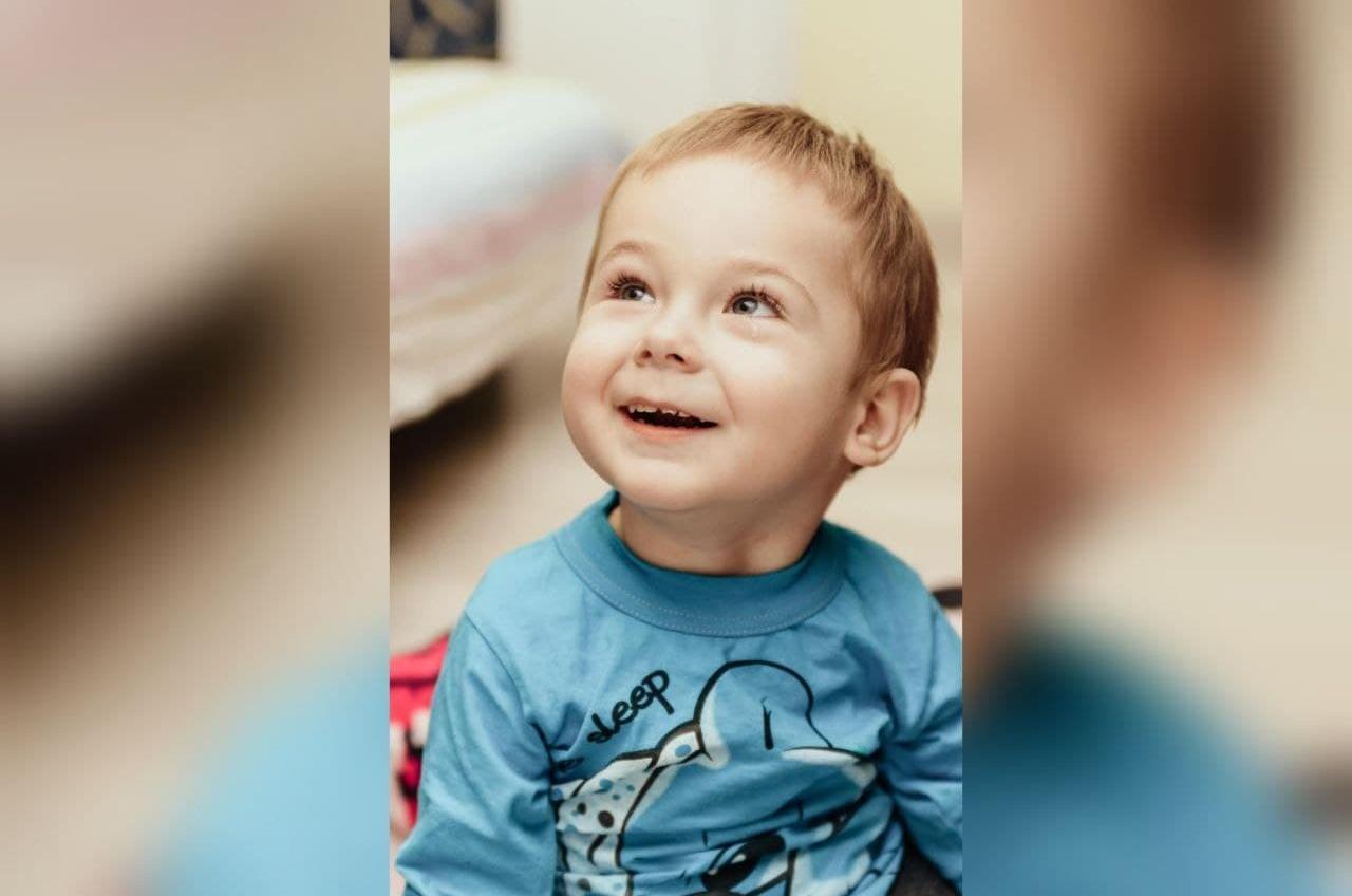 Одесситов просят помочь: 10-месячному Никите срочно нужен «укол жизни» (аудио) «фото»