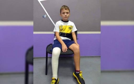 Нужна помощь: одиннадцатилетнему Стасу Клещеву нужна операция, чтобы ходить (фото) «фото»