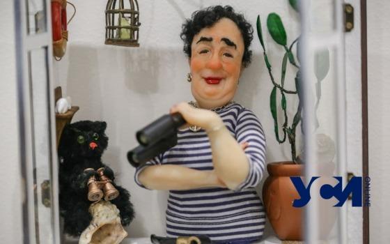 Авторские куклы и скетчи: в доме Блещунова открылся «Бархатный сезон» (фото, аудио) «фото»