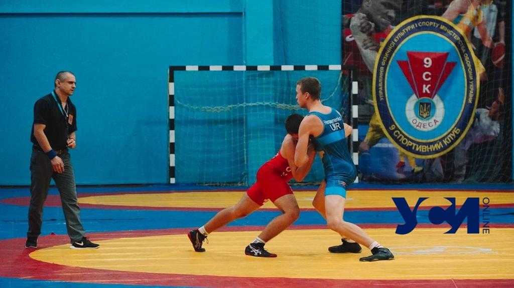 В Одессе проходит чемпионат Украины по греко-римской борьбе (фото, аудио) «фото»