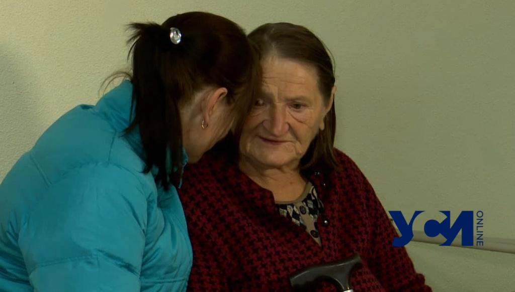 Женщину, которая 21 год считалась пропавшей без вести, дети забрали домой (фото, аудио) «фото»