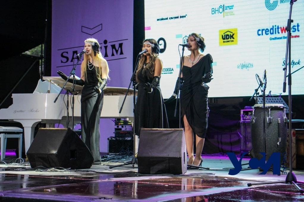 Odessa JazzFest открылся в одесском Горсаду (фото, видео) «фото»