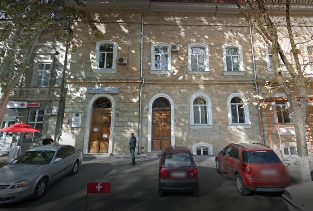 Одесскому детскому диагностическому центру вернули имя Бориса Резника «фото»